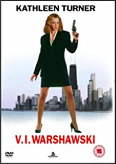 V.I. Warshawski, Detective in High Heels