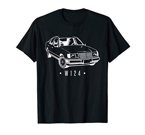 W124 Silhouette Tshirt T-Shirt
