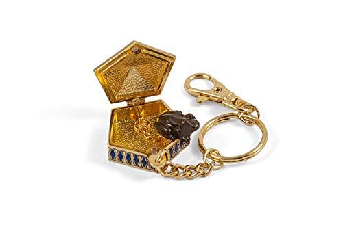 The Noble Collection Porte-clés Brouillard au Chocolat Harry Potter de