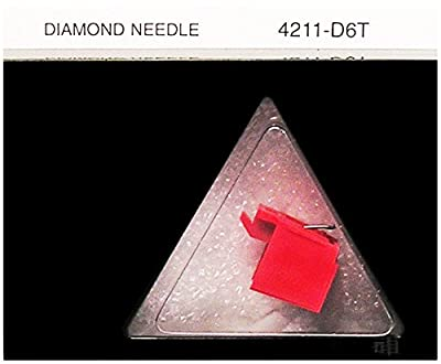 Durpower Phonograph Record Player Turntable Needle For SONY ND-142G, SONY ND-155G, TECHNICS EPS-43STSD, TECHNICS EPS-75STHSD