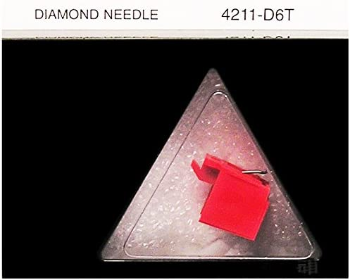 Durpower Phonograph Record Player Turntable Needle For AUDIO TECHNICA AT3650, AUDIO TECHNICA AT3650L, AIWA PC-82 DUAL DMS-235