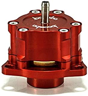 Boomba Racing Blow Off Valve BOV Red for 2016+ Ford Focus RS