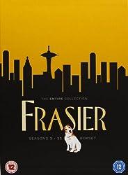 Frasier on DVD