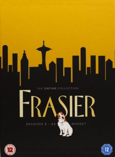 Frasier-Series 1-11-Complete [Edizione: Regno Unito]