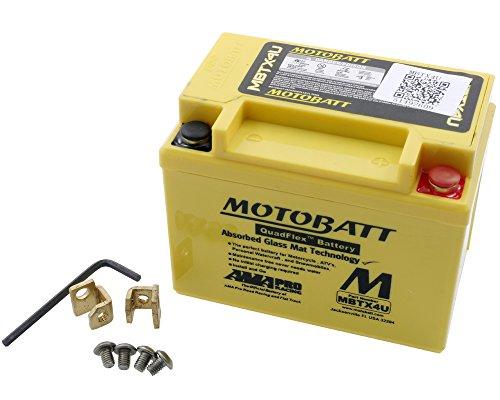 Batterie MOTOBATT für Suzuki DR 650 RS/E SP43B 1992-1996 gebraucht kaufen  Wird an jeden Ort in Deutschland