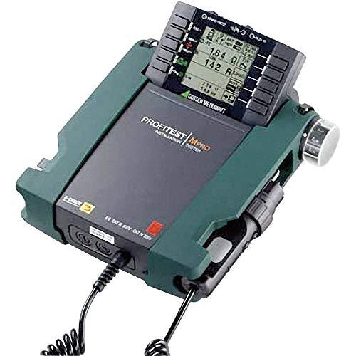 GMC-I Messtechnik Prüfgerät PROFiTEST MPRO Prüfgerät nach DIN VDE 0100 4012932120394