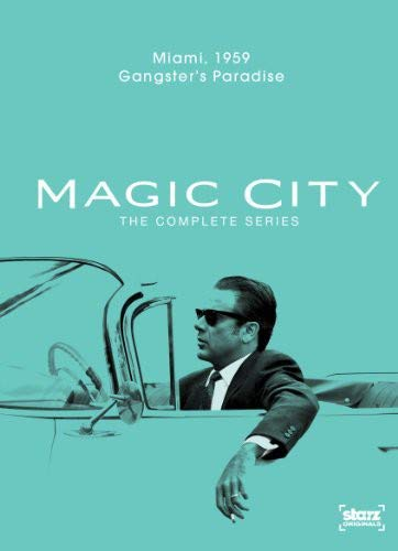 Magic City Season 1&2 Combo