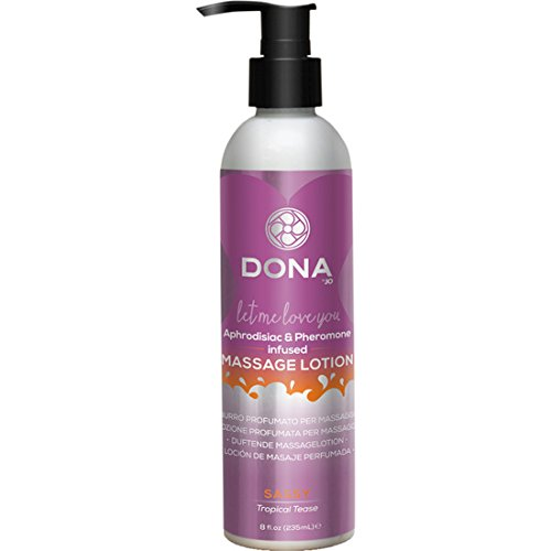 Dona Lotion de Massage parfumée Sassy 235 ML