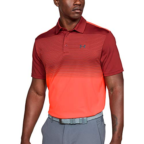 Under Armour Herren Playoff 2.0 Poloshirt, Rot(610), L