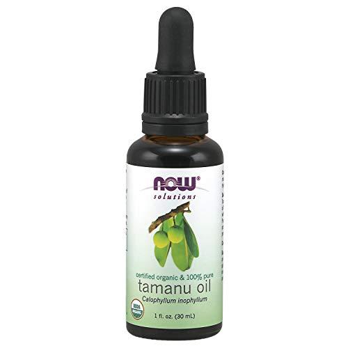NOW Foods - 100% Pure & Organic Tamanu Oil - 1 fl. oz.