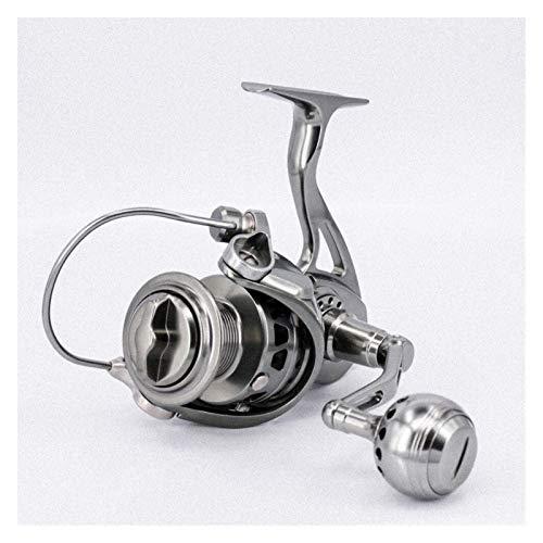 youyu6-2o521 Reel Original Full Metal 11 + 1BB Spinning Reel de Pesca 5.5: 1 Tienda de Ruedas de Pesca de Carpa de Agua Salada Tecnología CNC Accesorio de Carrete CUIDE