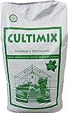 CULTIMIX LT.70 Terriccio Universale Professionale BIOLOGICO con Torba, pomice e Fibra di Cocco Ideale per Tutti i Tipi di Coltura