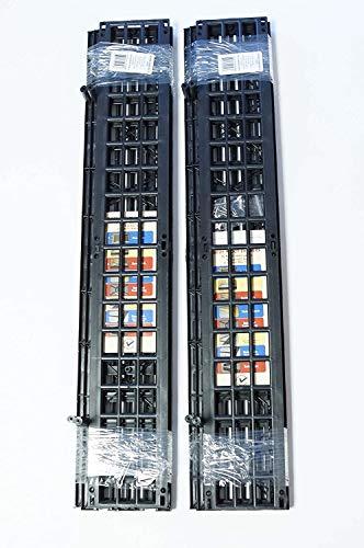 Kirb-Perfect Shower Curb – 2-Pack Bundle – 30 Inches Per Curb