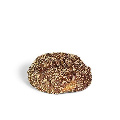 KetoUp: 12 frische Low Carb Walnussbrötchen | Ketogene und Low Carb Ernährung | Sportnahrung | Gesunde Ernährung | enthält maximal 3% Kohlenhydrate - 100 g