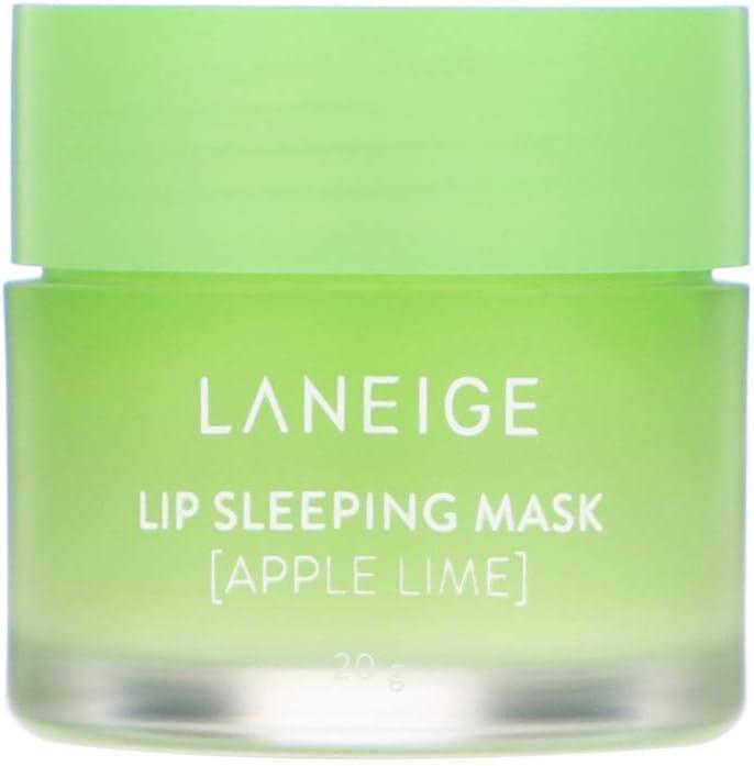 [Laneige] Máscara para dormir labial, manzana lima, 20 g