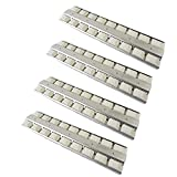"""Dongftai Z3238A (4-Pack) Viking BBQ Grill Briquette Tray,Heat Plates 21-1/2"""" X 5-1/2"""" Replaces Viking Part 032381-000"""