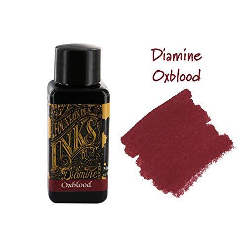 Diamine - Tinta para estilográfia, Oxblood 30ml