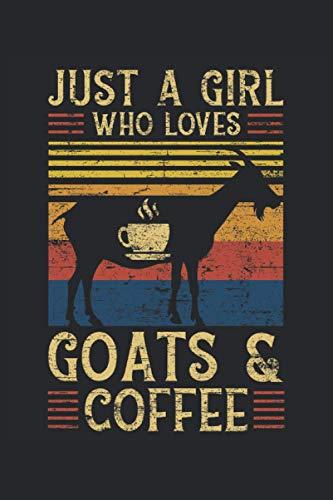 Terminplaner 2021: Terminkalender für 2021 mit Ziegen und Kaffee Cover | Wochenplaner | elegantes Softcover | A5 | To Do Liste | Platz für Notizen | für Familie, Beruf, Studium und Schule
