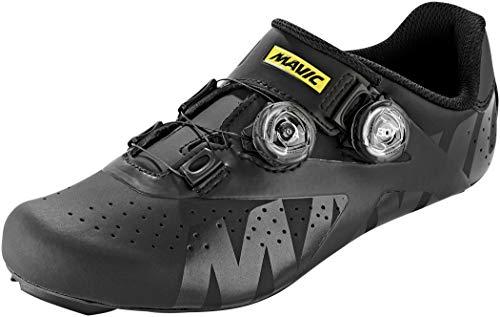 MAVIC Cosmic Pro II Schuhe Herren Black Schuhgröße UK 9,5 | EU 44 2020 Rad-Schuhe Radsport-Schuhe