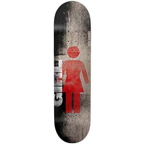 """Girl Roller OG Skateboard Deck - Simon Bannerot - 8.00"""""""