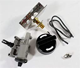 Mondern Home Products MHP Gas Grill Rotary Igniter Kit for TJK WNK Grills Collector Box Wire & Igniter GGRIC
