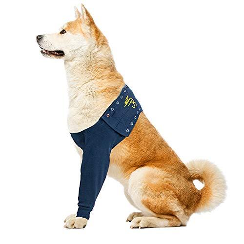 MPS Medical Pet Shirt - TAZ, Vorderbein Ärmel für Hunde, L