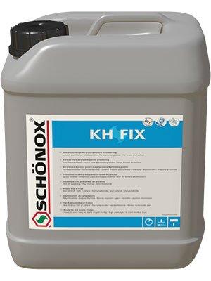 Schönox KH-FIX Grundierung | Tiefengrund | Kunstharz | Haftgrund für zementgebundene Untergründe (5Kg)