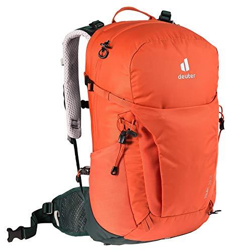 Deuter Trail 24 SL, Zaino da Escursionismo Women's, Paprika-Forest, 24 L