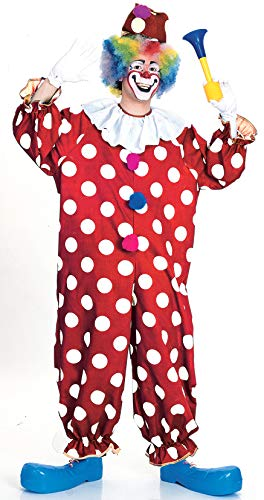 Rubie's - Disfraz de payaso para adultos (55052)