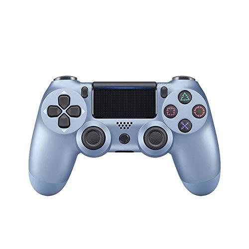 Manette de jeusans filPDTZpour manette de jeu PS4 PS4 Gamepadbleu clair