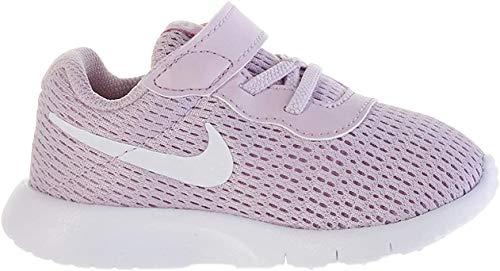Nike Unisex-Baby Tanjun (TDV) Sneaker, Ice Lilac/White, 26 EU
