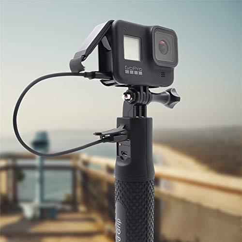 ETbotu Powerbank met handgreep, draagbaar, voor GoPro Hero8 Insta360 One X/EVO