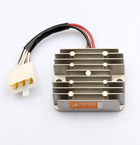 Spannungsregler Regler passend für YAM RD 250 350 400 SR 500 XTZ 660 750 XV 250 1000