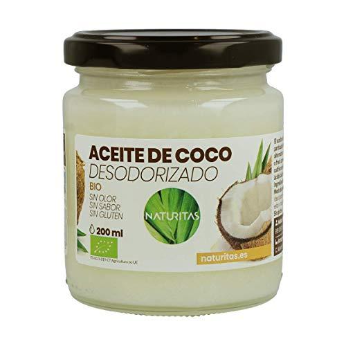 Aceite de Coco Bio (Desodorizado, 200 ml)