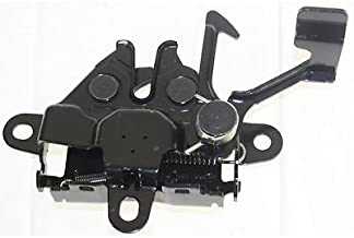 CPP TO1234111 Direct Fit Steel Hood Latch for 2003-2008 Toyota Corolla