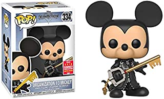 Funko Pop Disney: Kingdom Hearts - Organization 13 Mickey Collectible Vinyl Figure