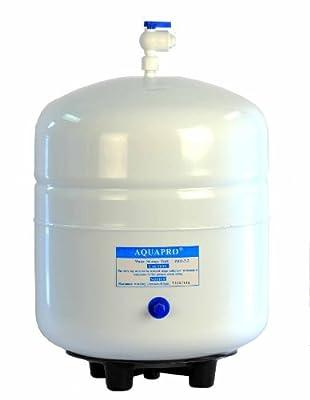 3.2 Gallon Storage Tank w/ Ball Valve from AWI