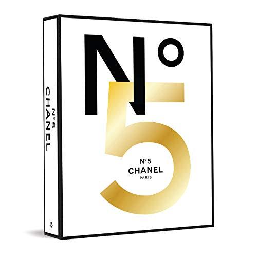 Chanel N° 5: Zweibändige Prachtausgabe in edler Schmuckkassette