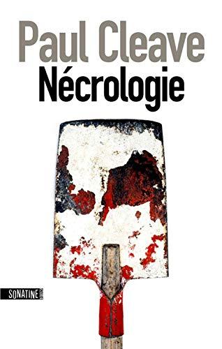 By Paul Cleave Necrologie Lire Epub Pdf