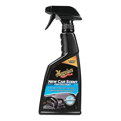 Meguiar's G4216EU Meguiars New Car Scent Protectant Innenraumpflege, 473 ml