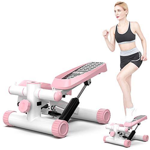 Mini Steppers pour Exercice Ménage Perte de Poids Silencieuse Alpinisme Pédale Escalier équipement de Fitness pour Intérieur