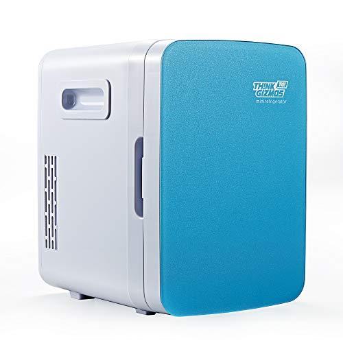Mini Frigo da Think Gizmos - Elettrico Freddo & Caldo - AC/DC Portatile Sistema Termoelettrico (10 Litro)