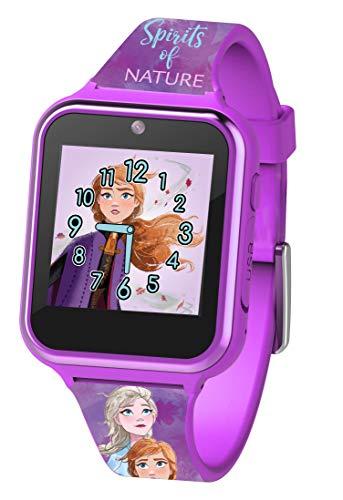 Disney Frozen 2 Touchscreen Interactive Smart Watch (Model: FZN4707AZ)