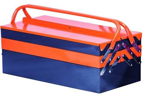 Caja Herramientas Vigor elba-60 Hierro larga 5 compartimentos cm ...
