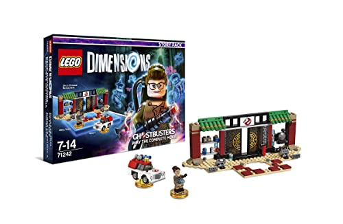 Warner Bros Interactive Spain Lego Dimensions: Nuevo Ghostbuster (Story Pack)