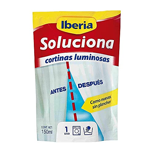 Iberia Detergente En Polvo Para Textiles 150 ml