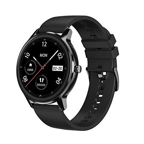 Yhsm Dt56 Reloj Femenino Ciclo Fisiológico Reloj Inteligente Frecuencia Cardíaca Presión Arterial Papel Pintado Personalizado Dial Smartwatch.