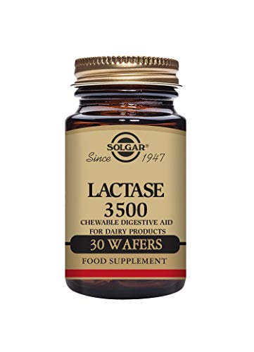 Solgar Lactase 3500 Wafers - Pack of 30