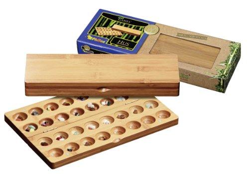 Philos 3257 - Hus, Bambus, klein, Green Games, Steinchenspiel, Strategiespiel