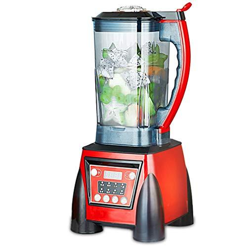 KOUQI Licuadora para Batidos, licuadora/trituradora/trituradora de Alta Velocidad de 900 vatios y 45000 RPM, con función de calefacción, Jarra de 72 oz sin BPA para Batidos de Vegetales y jugos